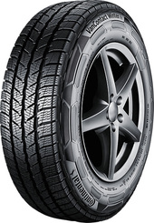Автомобильные шины Continental VanContact Winter 205/75R16C 110/108R